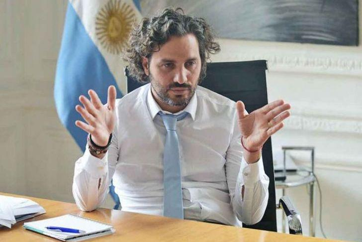 """Santiago Cafiero le respondió a Mauricio Macri: """"Tiene una negación de la realidad"""""""